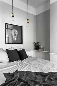 Bild Fürs Schlafzimmer : minimalistischer stil f r 39 s schlafzimmer hnliche tolle ~ Michelbontemps.com Haus und Dekorationen