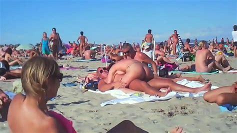 Compilation Of Beach Nude Sex Greatrim