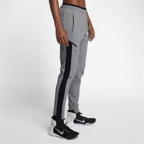 lyst nike dry showtime womens  basketball pants  gray