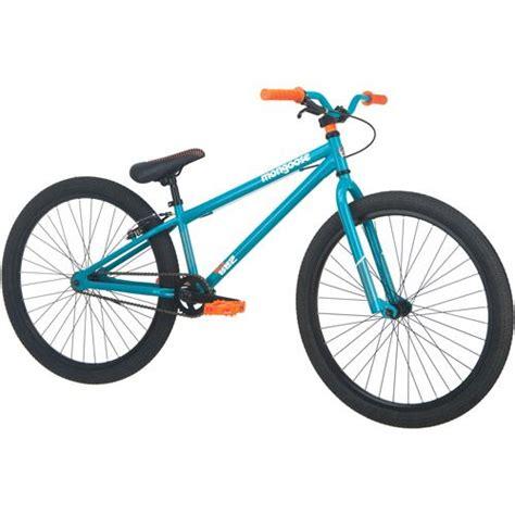 walmart motocross bikes 26 quot mongoose dirt jump 682 boys 39 mountain bike teal