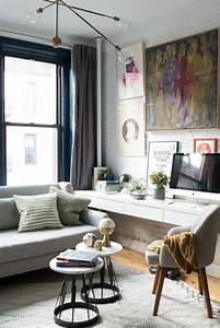 Ideen Für Kleine Räume : 1001 wohnzimmer ideen f r kleine r ume zum entlehnen ~ Bigdaddyawards.com Haus und Dekorationen