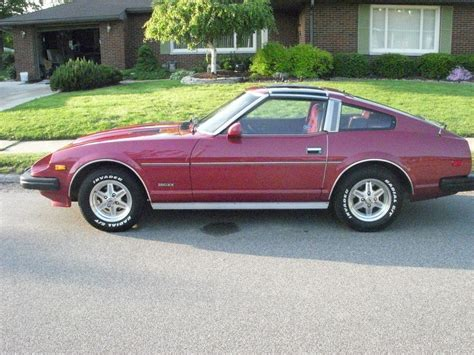 280zx Datsun cdog1981 1981 datsun 280zx specs photos modification