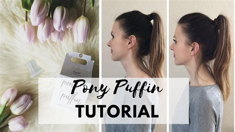 pony puffin tutorial youtube