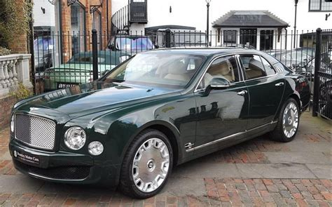 Queen's Bentley On Sale For £200,000