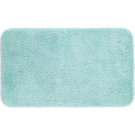 mainstays performance nylon bath rug classic mint