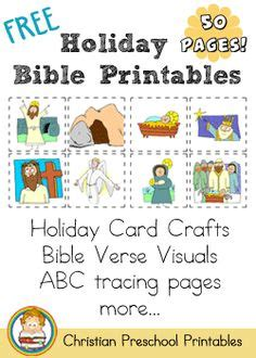 free christian preschool curriculum bible crafts amp lessons on days of creation 981