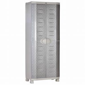 Armoire à Balai Leroy Merlin : armoire haute resine leroy merlin armoire id es de ~ Dailycaller-alerts.com Idées de Décoration