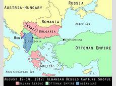 World War I Centennial Albanians Capture Skopje, Massacre