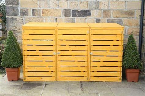 mülltonnenbox holz 3 tonnen m 252 lltonnenbox selber bauen 3 tonnen bauanleitung einfach