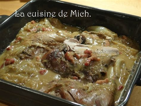 cuisiner faisan faisan aux endives la cuisine de mich