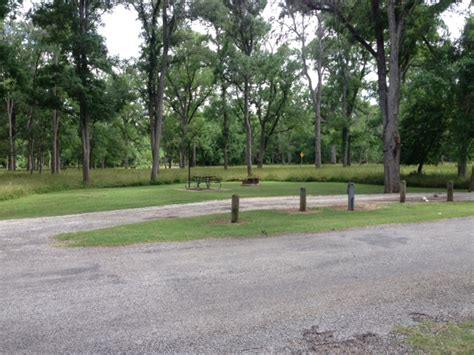 stephen  austin state park full hookup campsites water electricity  sewer texas parks