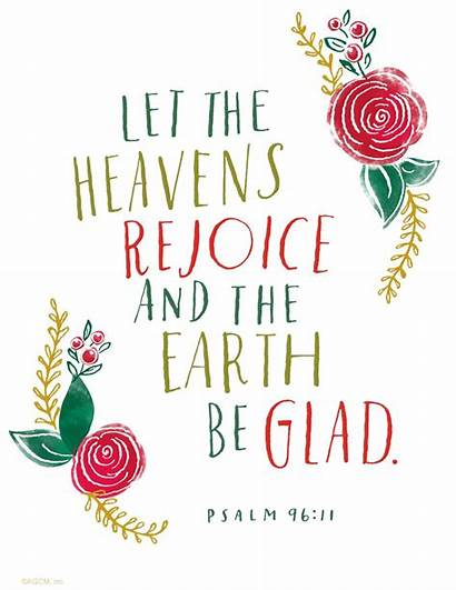 Bible Verses Christmas Blessings Cards Quotes Psalm