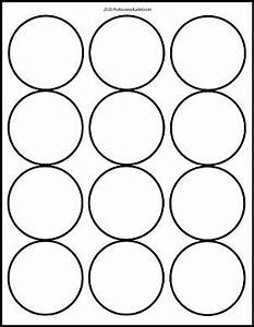 Matte white printable sticker labels 100 sheets 25 inch for 2 5 inch circle labels