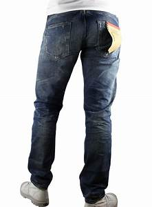 REPLAY Relay Jean Jetto Slim Fit Jean 007 - REPLAY from Ghia Menswear UK