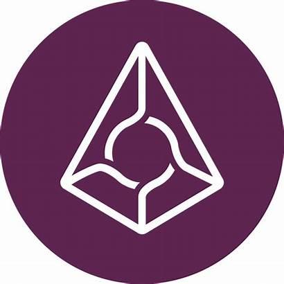Augur Rep Transparent Vector Cercle Coins Blockchain