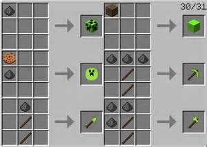 Minecraft Cookie Recipe Banner