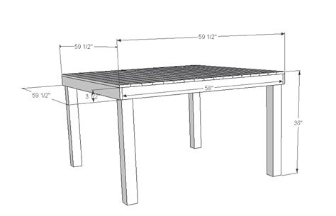 ana white pubcounter height table seats  diy projects