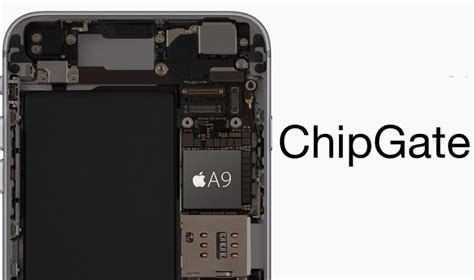 iphone chip chipgate how to tell if your iphone 6s has a crappy a9