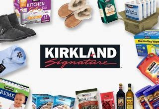 Kirkland Signature?   Costco