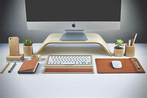 accessoires bureaux houten bureau accessoires grovemade zijn een lust voor