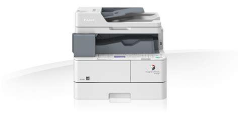 bureau blanc design canon imagerunner 1435if impression noir et blanc d