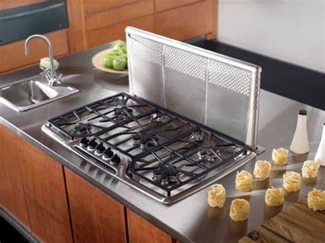 thermador sgsxcs   gas cooktop   star burners   extralow simmer settings