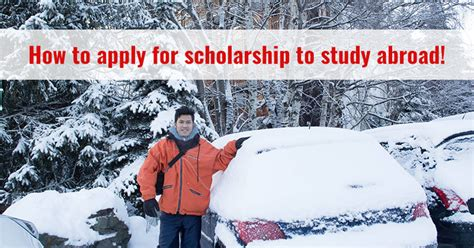 how to apply for scholarship to study abroad asean