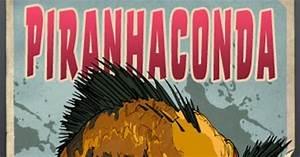 That F'ing Monkey: Piranhaconda