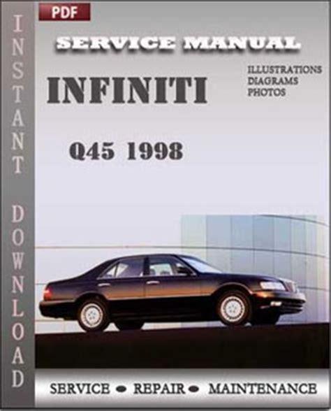 service and repair manuals 1998 infiniti q navigation system infiniti q45 1998 service repair servicerepairmanualdownload com