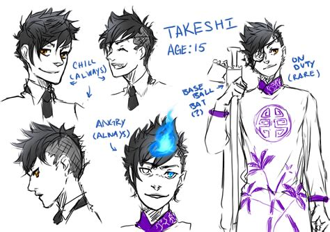 takeshi isnt  beautiful