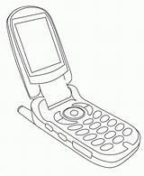 Cellular Antenna sketch template