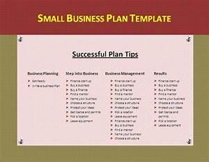 Small business plan template classroom pinterest for Business plan template for consulting firm