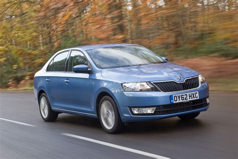 Skoda Rapid Review Autocar