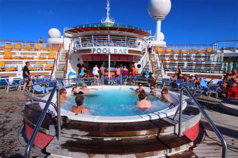 swimming pools for less royal caribbean independence of the seas cruise review