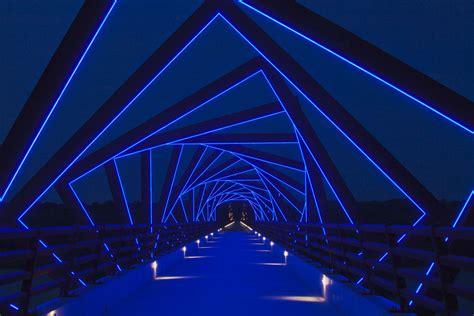 High Trestle Trail Bridge / RDG Planning & Design   ArchDaily