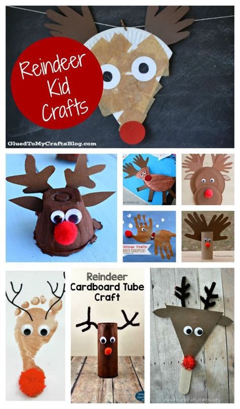 556 best reindeer ideas images on 298 | b74fc271d48c38e55c04a05167d60414 christmas crafts for kids reindeer christmas