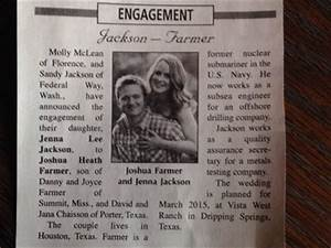 brides are you placing your wedding in the newspaper With wedding announcement ideas for newspaper