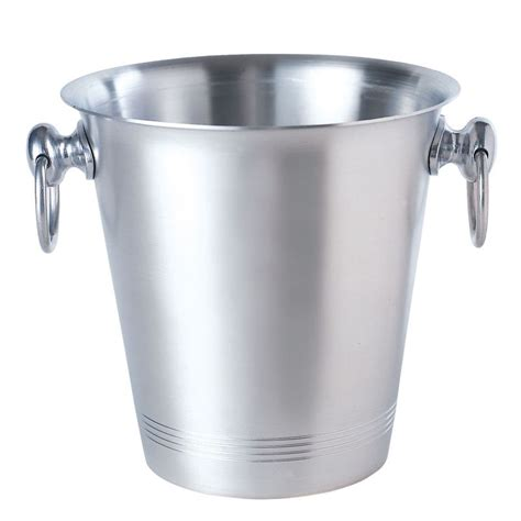 aluminium ice bucket retail accessories wbc