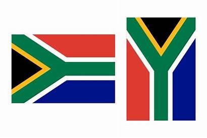 Flag Vertical Horizontal South Africa Svg National