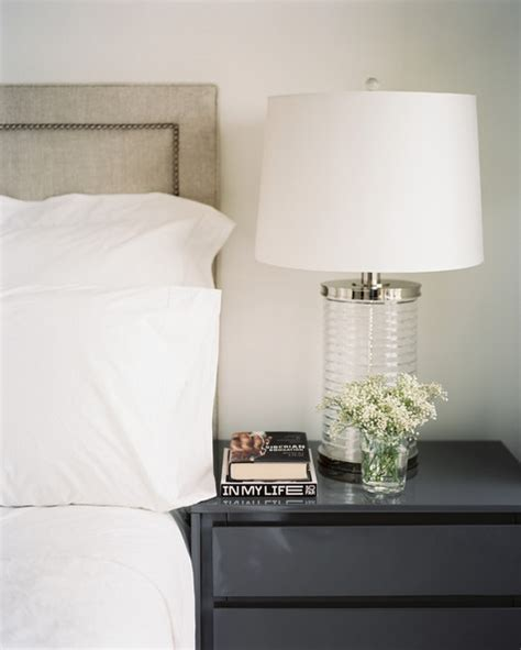 clear glass bedside table clear glass l photos design ideas remodel and decor