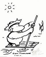 Raft Drawing Drawings Getdrawings sketch template