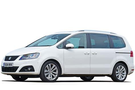 mpv car seat alhambra mpv review carbuyer