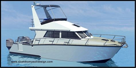 Hydrofoil Boat Buy by 10 9m Hydrofoil Assisted Power Catamaran Dive Boat Buy