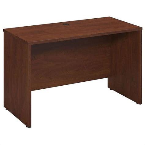 bush hansen cherry desk bush business series c 48w x 24d desk credenza in hansen
