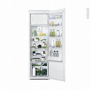Frigo Froid Brassé : frigo encastrable 178 congelateur tiroir ~ Premium-room.com Idées de Décoration