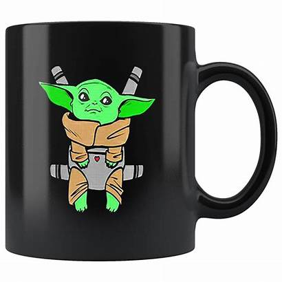 Yoda Carrier Star Mug War Slide Previous