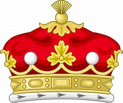 Marquess Coronet British Svg Compton Marquesses Nobility