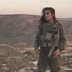 The most beautiful Israeli army girls - beauty pictures