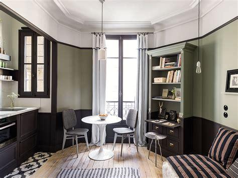 petit appartement parisien tres chaleureux frenchy fancy