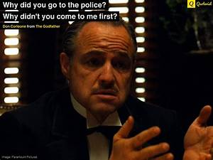17 Best images about Godfather quotes on Pinterest | Film ...